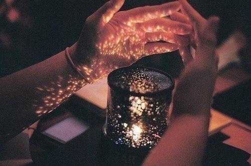 Ночник проектор звездное небо с